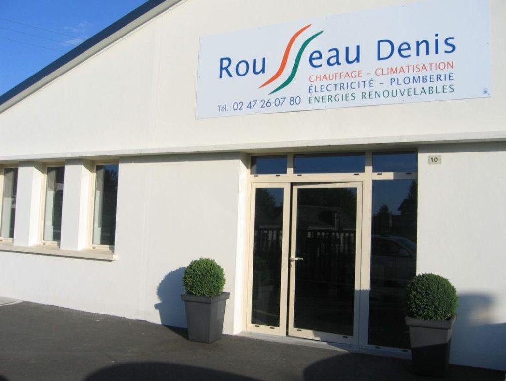 Denis Rousseau SARL près de Tours (37)